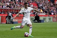 Real Sporting de Gijon v Real Madrid CF 17 Apr 2017