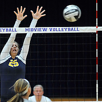 10.20.2011 Midview vs Olmsted Falls Varsity Volleyball