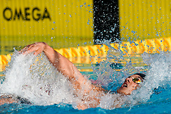 "Anze Fers Erzen of Slovenia during 43rd International Swimming meeting ""Telekom 2019"", on July 13, 2019 in Radovljica, Slovenia. Photo by Matic Klansek Velej / Sportida"