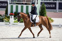 Britta Napel, (GER), Let s Dance 89 - Team Competition Grade II Para Dressage - Alltech FEI World Equestrian Games™ 2014 - Normandy, France.<br /> © Hippo Foto Team - Jon Stroud <br /> 25/06/14