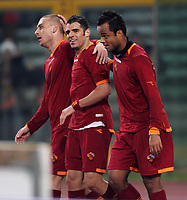 Roma 31 Gennaio 2007 Coppa Italia<br /> Semifinale Roma Milan<br /> Photographer Andrea Staccioli INSIDE