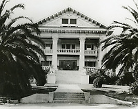 1917 Hollywood Studio Club on Carlos Ave.