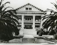 1917 Hollywood Studio Club on Carlos Ave.