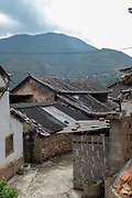 Traditional town of Shigu, Yulong County, Yunnan, China