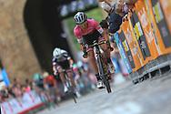 Simon Yates (GBR - Mitchelton - Scott) during the 101th Tour of Italy, Giro d'Italia 2018, stage 11, Assisi - Osimo 156 km on May 16, 2018 in Italy - Photo Ilario Biondi / BettiniPhoto / ProSportsImages / DPPI