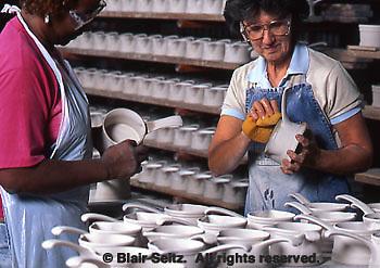 Historic York, PA, Pfaltzgraff Pottery Factory