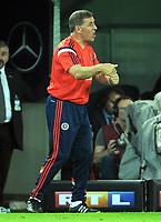 Fotball<br /> Tyskland v Skottland<br /> 07.09.2014<br /> Foto: Witters/Digitalsport<br /> NORWAY ONLY<br /> <br /> Co-Trainer Mark McGhee (Schottland)<br /> Fussball, EM-Qualifikation, Deutschland - Schottland 2:1