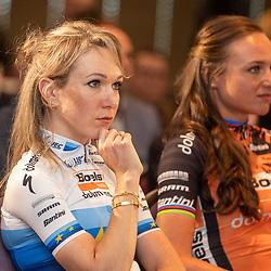 12-02-2020: Wielrennen: Teampresentatie Boels-Dolmans: Heerlen. Amy Pieters