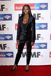 Aja Naomi King bei den Courage in Journalism Awards in Beverly Hills / 201016<br /> <br /> *** 27th Annual International Women's Media Foundation Courage in Journalism Awards held at the Beverly Wilshire Hotel in Beverly Hills, USA, October 20, 2016 ***