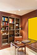 Interior, beautiful modern apartment, comfortable studio