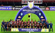 Sao Paulo FC V CR Flamengo, 25/02