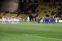 Equipe Monaco / Bastia - 04.02.2015 - Monaco / Bastia - 1/2Finale Coupe de la Ligue<br /> Photo : Sebastien Nogier / Icon Sport