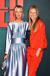 Caroline Weinberg and Teodora Berglund attend the Tomb Raider European Premiere at the Vue West End, London.  Picture date: Tuesday 6th March 2018.  Photo credit should read:  David Jensen/ EMPICS Entertainment