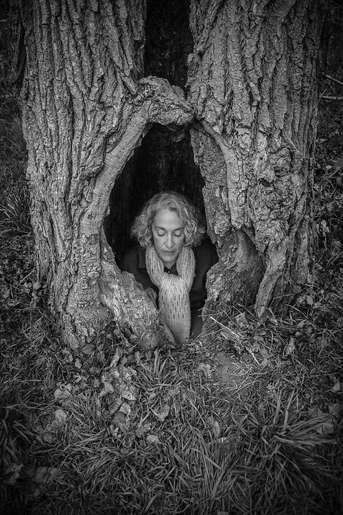 Tree Woman...Alisa Dobbins, Sacramento, CA