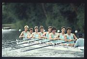 Henley on Thames. United Kingdom. Heat The Princess Elizabeth Challenge Cup. . Eton College 1990 Henley Royal Regatta, Henley Reach, River Thames. 06/07.1990<br /> <br /> [Mandatory Credit; Peter SPURRIER/Intersport Images] 1990 Henley Royal Regatta. Henley. UK