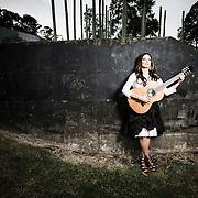 Lilian Guerrero promo photo session at Casula 19_4_16