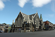Dunedin, New Zealand, Fortune Theatre (a converted church)