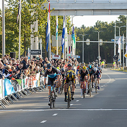 ZWOLLE (NED) CYCLING OCTOBER 16th <br /> 61e Ster van Zwolle: <br /> Coen Vermeltvoort wint de Ster