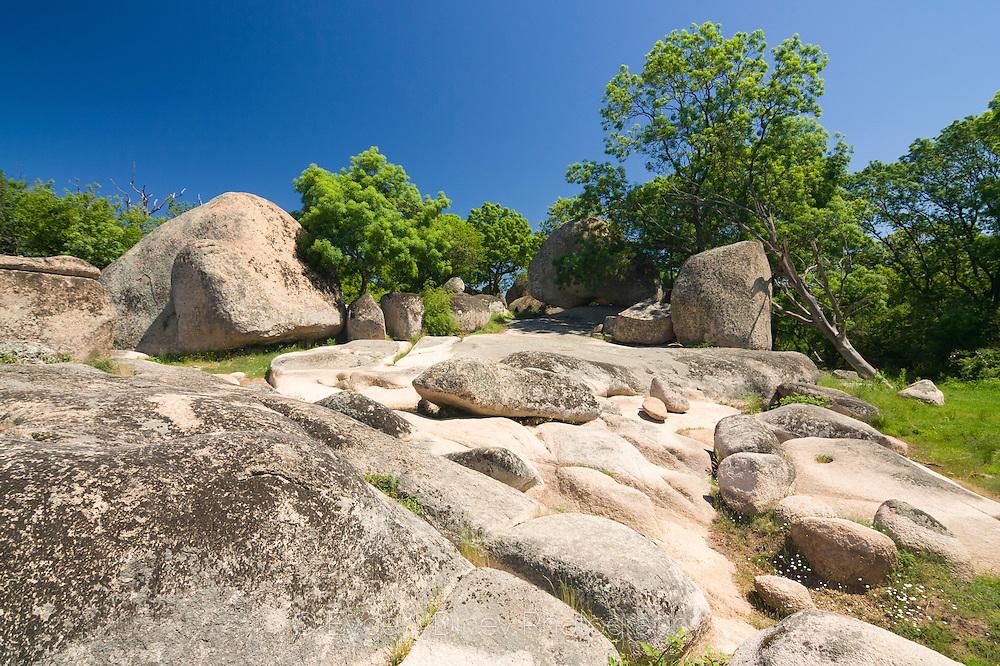 Thracian Sanctuary in Eastern Bulgaria