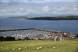 Peelport Clydeport Largs Regatta Week 2013 <br /> <br /> Largs Yacht Haven, Scottish Sailing Institute