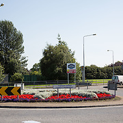 16.08.2016    <br /> Limerick City and County Council, Flowers, Corbally Roundabout, Limerick City. Picture: Alan Place