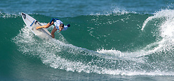 September 6, 2017 - San Clemente, California, USA - Bronte Macaulay surfs in her heat during the Swatch Pro at Lower Trestles at San Onofre State Beach south of San Clemente on Wednesday, August 6, 2017. (Photo by Mark Rightmire, Orange County Register/SCNG) (Credit Image: © Mark Rightmire/The Orange County Register via ZUMA Wire)