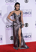 VANESSA HUDGENS at  the People's Choice Awards 2016 held at the ©Exclusivepix Media