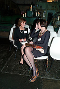 LADY DIANE LEVER; CAROL VICTOR, Sir Harold Evans' My Paper Chase Book Launch. The Wapping Project, Wapping Hydraulic Power Station, London, 5 October 2009.