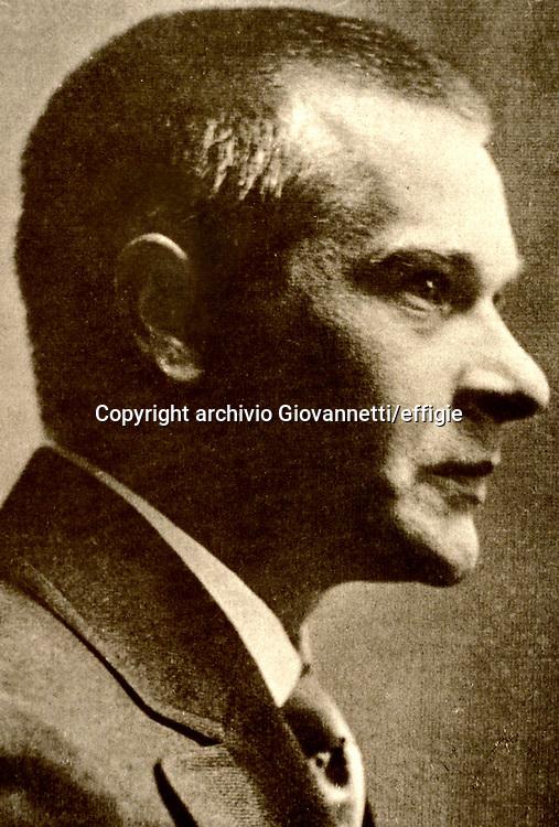 Georg Trakl <br />archivio Giovannetti/effigie