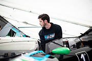 October 10-12, 2019: IMSA Weathertech Series, Petit Le Mans: Paul Miller Racing Lamborghini Huracan GT3 mechanic