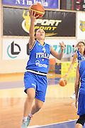 DESCRIZIONE : Parma Palaciti Nazionale Italia femminile Basket Parma<br /> GIOCATORE : Giulia Gatti<br /> CATEGORIA : tiro<br /> SQUADRA : Italia femminile<br /> EVENTO : amichevole<br /> GARA : Italia femminile Basket Parma<br /> DATA : 13/11/2012<br /> SPORT : Pallacanestro <br /> AUTORE : Agenzia Ciamillo-Castoria/ GiulioCiamillo<br /> Galleria : Lega Basket A 2012-2013 <br /> Fotonotizia :  Parma Palaciti Nazionale Italia femminile Basket Parma<br /> Predefinita :