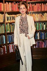 February 13, 2018 - New York, NY, United States - February 13, 2018 New York City....Jazmin Grace Grimaldi attends the Alice and Olivia By Stacey Bendet Presentation during 2018 New York Fashion Week on February 13, 2018 in New York City  (Credit Image: © Nancy Rivera/Ace Pictures via ZUMA Press)
