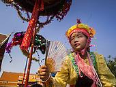 Poi Sang Long Festival in Chiang Mai
