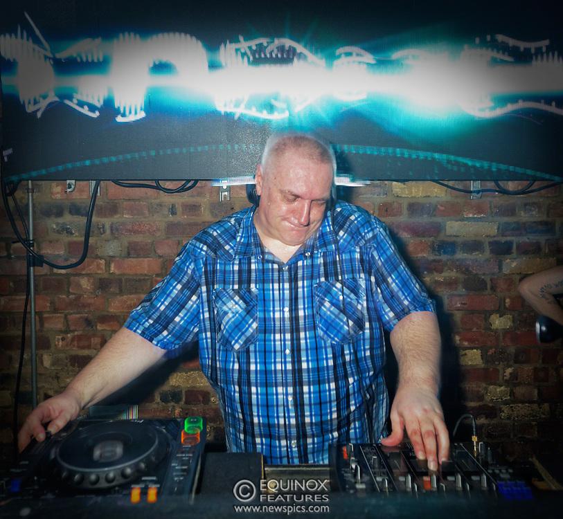 London, United Kingdom - 2 November 2013<br /> DJ Ian M (Ian Mulford) DJing at the 23rd birthday party for Trade gay club night at Egg nightclub, York Way, King's Cross, London, England, UK.<br /> Contact: Equinox News Pictures Ltd. +448700780000 - Copyright: ©2013 Equinox Licensing Ltd. - www.newspics.com<br /> Date Taken: 20131102 - Time Taken: 194250+0000