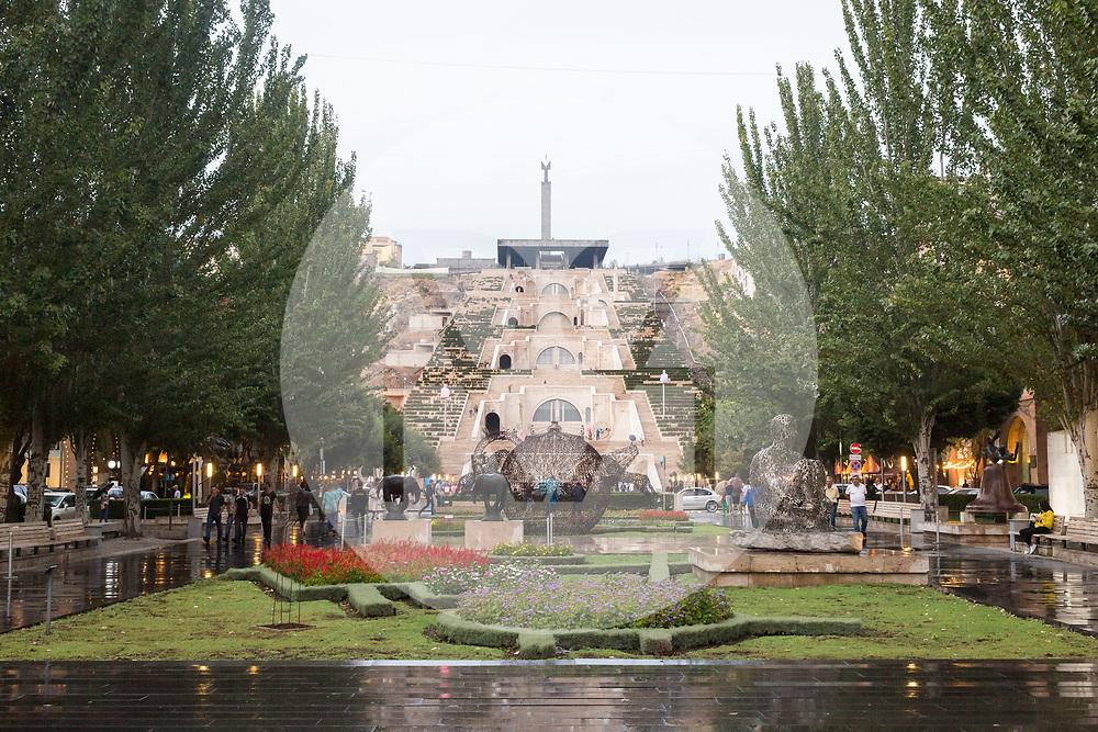 ARMENIEN - JEREWAN - Cascade Complex - 08. September 2019 © Raphael Hünerfauth - http://huenerfauth.ch