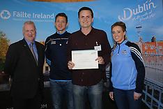Fáilte Ireland - Dublin Champions 29.06.2016