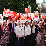 Lord Dholakia, Deputy Leader of the Lib Dem peers; Baroness Jolly, Lib Dem; Lord Fowler, Conservative; Glenys Thornton, Lib Dem; Baroness Barker, Lib Dem; Lord Deben, Conservative celebrate with peers and supporters of the bill. The peers have all been great great advocates of the bill. The Same Sex Marriage bill had been passed in the House of Lords. The campaign for the bill has lasted decades. Summary of the Marriage (Same Sex Couples) Bill 2012-13 to 2013-14<br /> A Bill to make provision for the marriage of same sex couples in England and Wales, about gender change by married persons and civil partners, about consular functions in relation to marriage, for the marriage of armed forces personnel overseas, and for connected purposes. been great advocates of the bill. The Same Sex Marriage bill had been passed in the House of Lords. London Gay Chorus and supporters of the bill celebrate outside the House of Lords. The campaign for the bill has lasted decades. Summary of the Marriage (Same Sex Couples) Bill 2012-13 to 2013-14<br /> A Bill to make provision for the marriage of same sex couples in England and Wales, about gender change by married persons and civil partners, about consular functions in relation to marriage, for the marriage of armed forces personnel overseas, and for connected purposes.