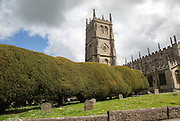 St. Marys Church, Calne, Wiltshire, England, UK