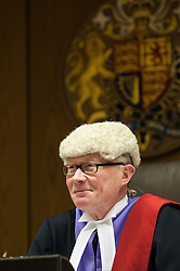 Judge sitting in the Crown Court