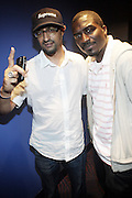 l to r: Naheem and Corey Smyth at The Black Star Concert presented by BlackSmith and Live N Direct held at The Nokia Theater in New York City on May 30, 2009