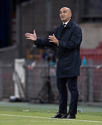 Cheftræner Roberto Martínez (Belgien) under UEFA Nations League kampen mellem Danmark og Belgien den 5. september 2020 i Parken, København (Foto: Claus Birch).