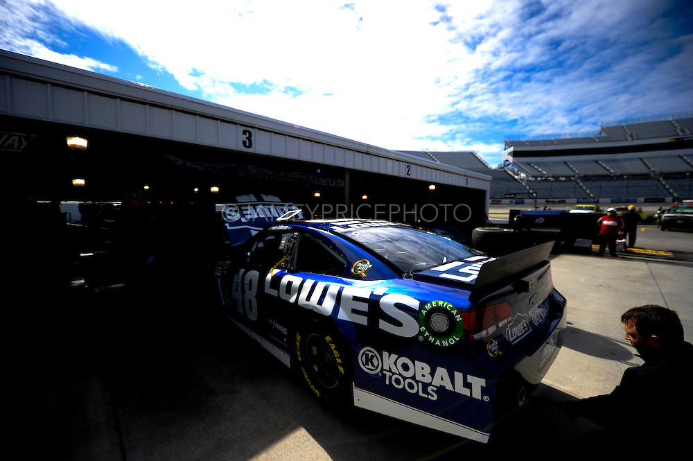 May 5-7, 2013 - Martinsville NASCAR Sprint Cup. Jimmie Johnson, Chevrolet<br /> Image © Getty Images. Not available for license.