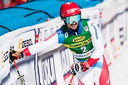 Meillard Loic (SUI) during the Audi FIS Alpine Ski World Cup Men's Giant Slalom at 60th Vitranc Cup 2021 on March 13, 2021 in Podkoren, Kranjska Gora, Slovenia Photo by Grega Valancic / Sportida