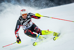 "Ivica Kostelic (CRO) during FIS Alpine Ski World Cup 2016/17 Men's Slalom race named ""Snow Queen Trophy 2017"", on January 5, 2017 in Course Crveni Spust at Sljeme hill, Zagreb, Croatia. Photo by Ziga Zupan / Sportida"