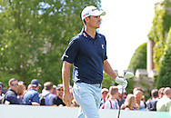 Justin ROSE during the 4th day of the BMW PGA Championship at Wentworth, Virginia Water, United Kingdom on 24 May 2015. Photo by Ellie  Hoad.