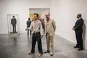 GAVIN TURK, Gavin Turk: Who What When Where How & Why. Newport St. Gallery. London. 22 November 2016