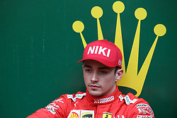 May 26, 2019 - Monte Carlo, Monaco - xa9; Photo4 / LaPresse.26/05/2019 Monte Carlo, Monaco.Sport .Grand Prix Formula One Monaco 2019.In the pic: Charles Leclerc (MON) Scuderia Ferrari SF90 (Credit Image: © Photo4/Lapresse via ZUMA Press)