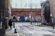 Chance Street, Shoreditch, London E1