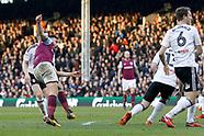 Fulham v Aston Villa 170218
