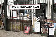 The Long Shop museum, Leiston, Suffolk, England